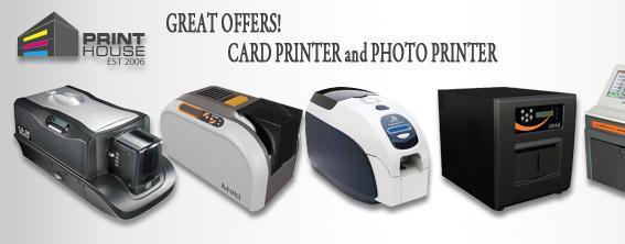 Card Printer Plastic Card Printer Member Card Printer Pvc Card